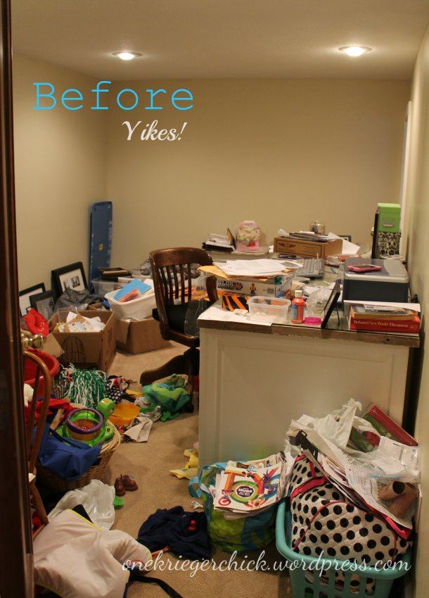 Office redo before at onekriegerchick.wordpress.com