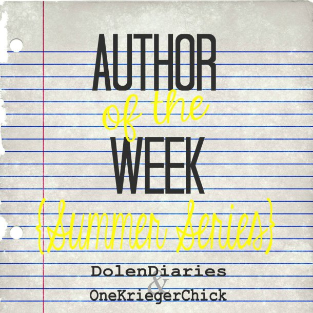 Author of the Week Series 2013