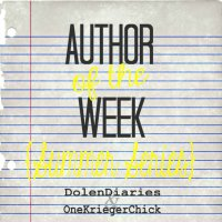 Author of the Week {Summer Series}